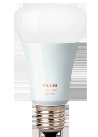 Philips Hue Ambiance E27 pære