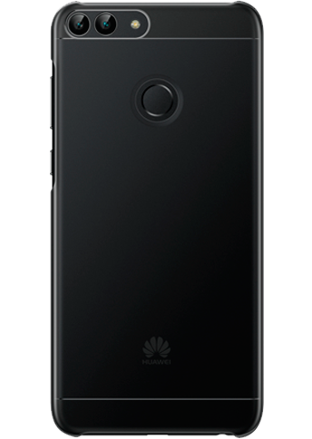 Huawei P Smart Protective Cover Black