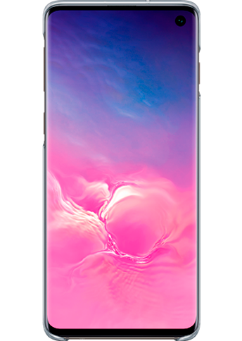 Samsung Galaxy S10 Clear Cover