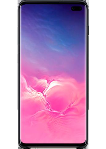 Samsung Galaxy S10+ Silicone Cover Sort