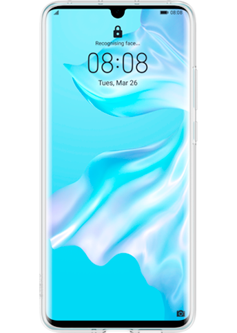 Huawei P30 Pro Protective Cover Clear