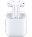 AirPods med opladningsetui