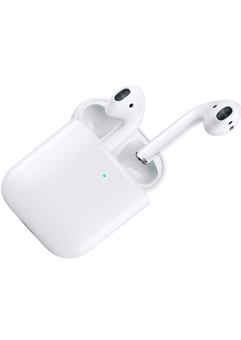 AirPods med Wireless Charging Case
