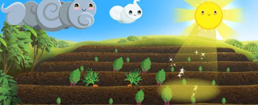 Grow Garden 3-6 år