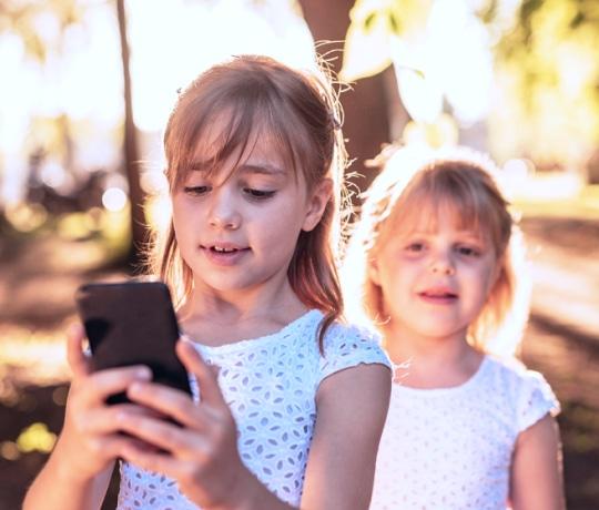 Himmelske apps, der får familien ud i det fri