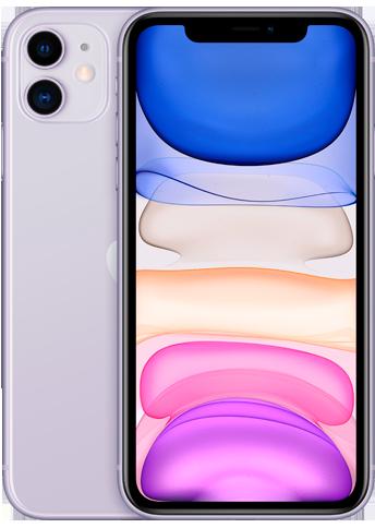 Apple iPhone 11 Purple 64GB