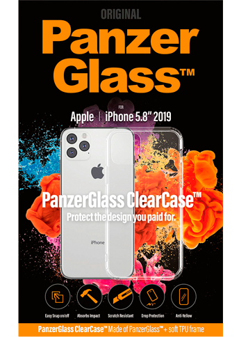 PanzerGlass iPhone 11 Pro ClearCase