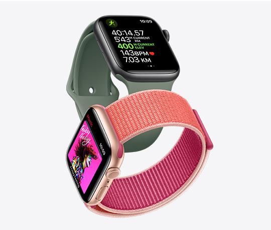Det her ur har en skærm, der aldrig sover