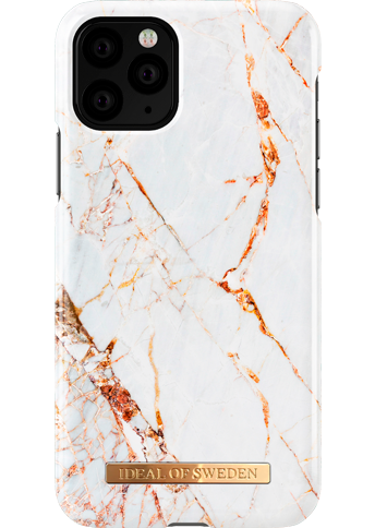 iDeal Fashion Case iP 11Pro Carrara Gold