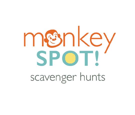 Monkey Spot Scavenger Hunt, +3 år