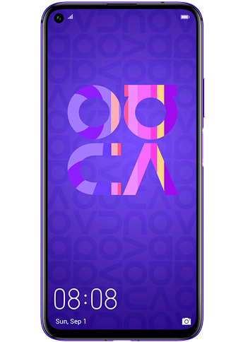 Huawei Nova 5T Midsummer Purple 128GB