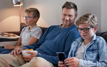Børn og digital adfærd