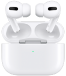 Airpods Pro med MagSafe Case