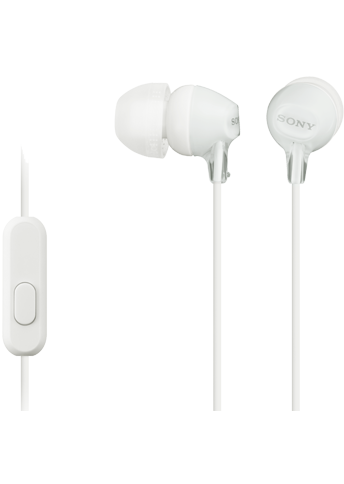 Sony Casual In-Ear headset med ledning