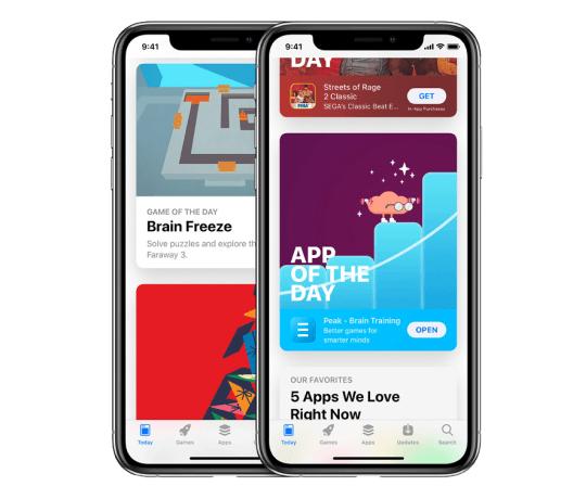 Guide til opsætning på din iPhone