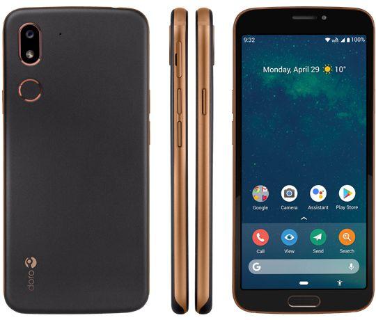 Ganske enkelt en fremragende smartphone med stemmestyret navigation