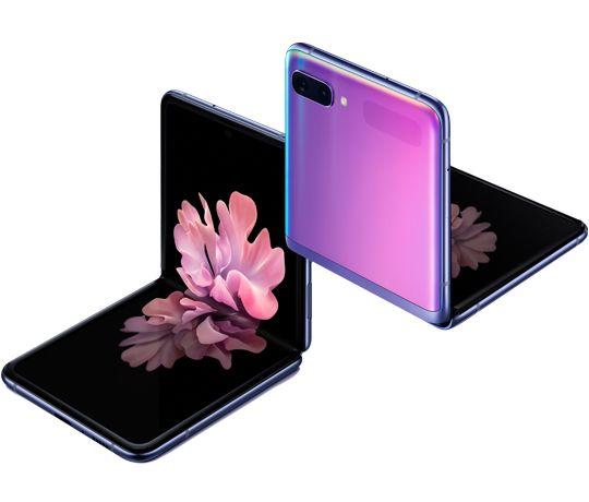 Samsung Galaxy Z Flip: Når du ikke vil nøjes