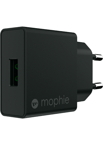 Mophie Vægoplader 18W USB-A u.kabel