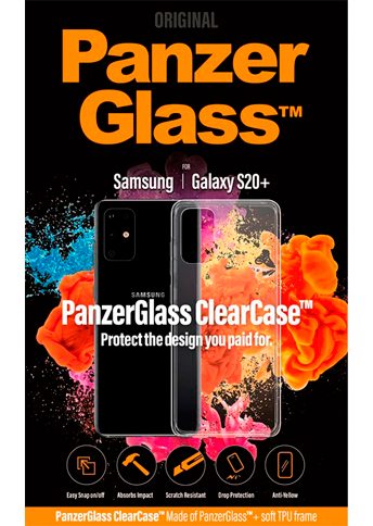 Panzerglass Clearcase Galaxy S20+