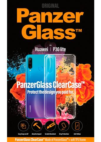 Panzerglass Clearcase Huawei P30 Lite