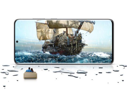 Samsung S20+ kan holde til lidt af hvert