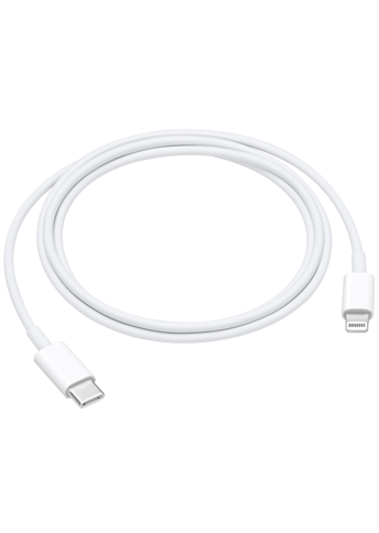 USB-C to Lightning Cable 1m