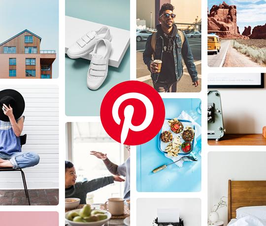 Sådan bliver du inspireret på Pinterest