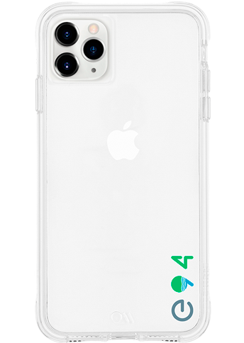 Case-Mate Eco94 Iphone XS/11 Pro Clear
