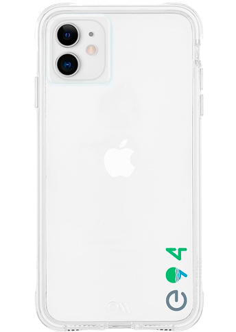 Case-Mate Eco94 iPhone XR/11 Clear