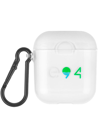 Case-Mate Eco94 Airpods Clear Carabine
