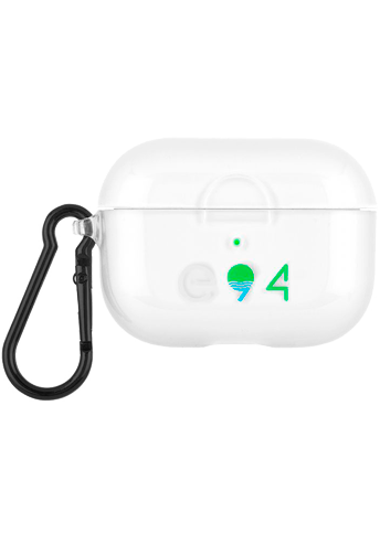 Case-Mate Eco94 Airpods Pro Clear Carabine