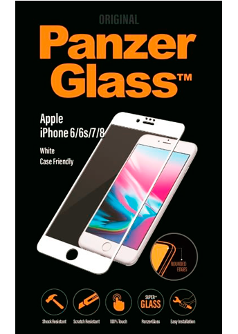 PanzerGlass Privacy 8/SE Case Friendly