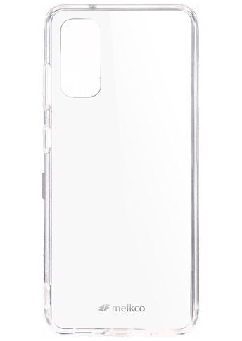 Melkco Polyutima Case Samsung A41 Clear