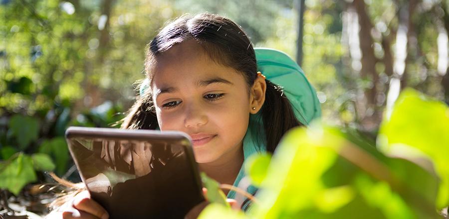 5 apps til de naturglade børn