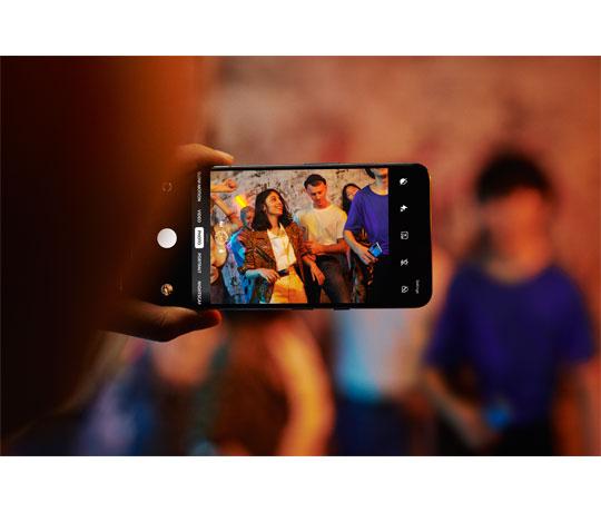 Vild kamerateknologi – Både foran og bag