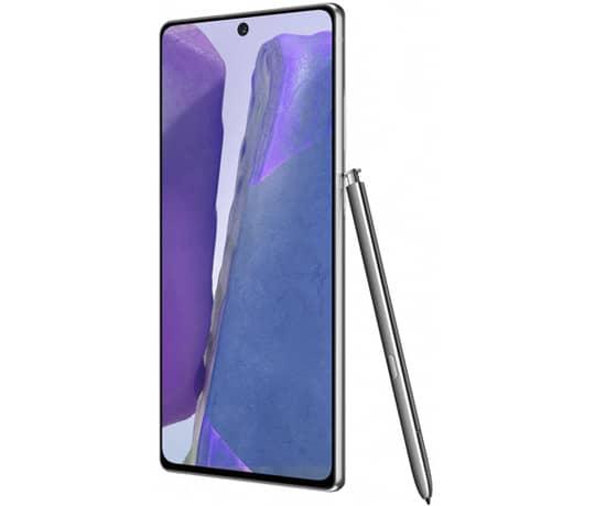 Samsung Galaxy Note20 5G: Lad kreativiteten få frit spil