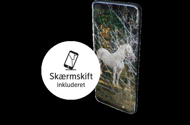 Samsung Skærmskift – Altid inkluderet hos Telenor