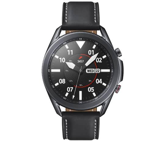 Samsung Galaxy Watch 3 45 mm: Det fulde overblik lige ved hånden