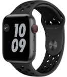 Apple Watch 6 - 44mm Space Grey Aluminium Case - Anthracite/Black Nike Sport Band - Nike Edition - 4G