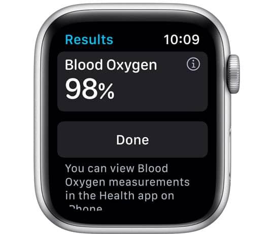 Apple Watch Series 6: Fremtiden ser sund ud