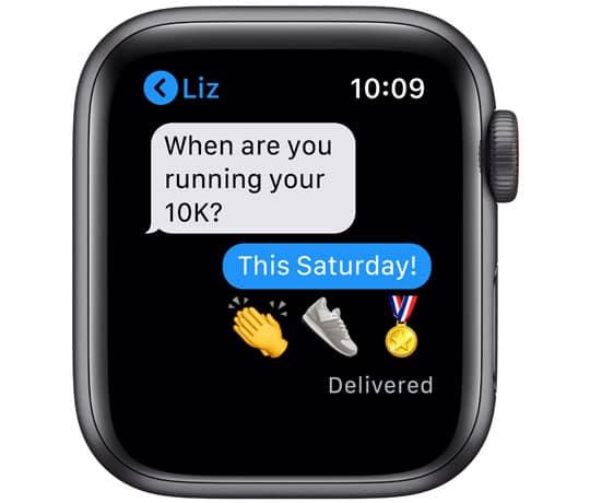 Altid opkoblet med Apple Watch SE