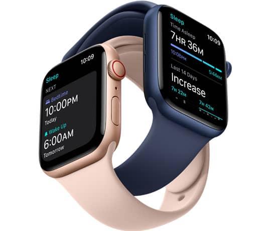 Uanede muligheder med Apple Watch Series 6