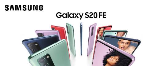 Forudbestil nu: Samsung Galaxy S20 FE