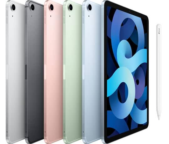 Helt nyt design: iPad Air er skabt til at inspirere