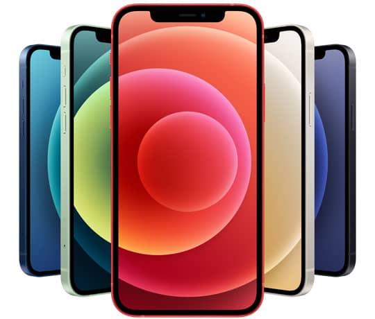 iPhone 12: Smukt design og masser af power
