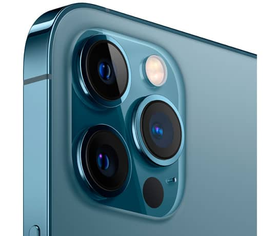 iPhone 12 Pro Max: Maksimalt meget kamera