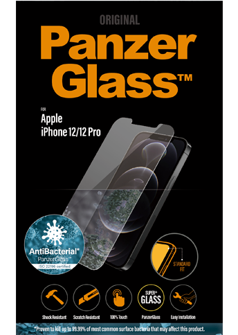 PanzerGlass iPhone 12 / 12 Pro