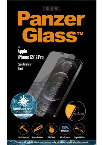 PanzerGlass iPhone 12 / 12 Pro CaseFriendly