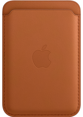 iPhone Leather Wallet MagSafe
