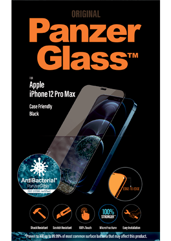PanzerGlass iPhone 12 Pro Max CaseFriendly